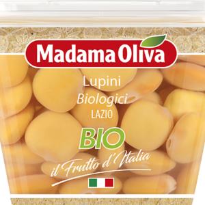 Lupini-Biologici-Lazio Frutto-d'Italia-Madama-Oliva