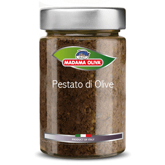 Pestato-olive-linea-pestati-in-vasi-madama oliva