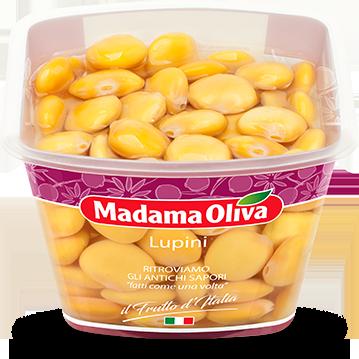 Lupini Linea Frutto Madama Oliva